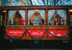 Коледен ретро трамвай на Катаржина Естейт ще вози безплатно на 15 декември