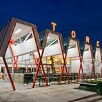 """Torchy's TacosОстен, САЩКатегория: """"Най-добро заведение на открито""""Дизайн: Chioco Design"""