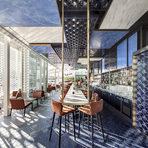 "Blue WaveБарселонаКатегория: ""Най-добър бар""Дизайн: Еl Equipo Creativo"