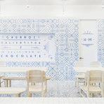 "El MoroМексико ситиКатегория: ""Най-добра идентичност""Дизайн: Cadena + Asociados Concept Design"