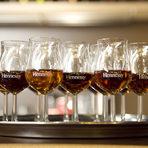 В София го опитахме с Hennessy Fine de Cognac и наистина забравихме да питаме за калориите, защото удоволствието не може да бъде спирано от броенето им.