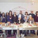 Благодарим на всички, които участваха в този сладък кулинарен курс на Бакхус.