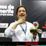 Йоланда Бустос говори за биодинамичната кулинария.