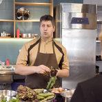 Шеф Дамянов разказа много факти за артишока, който все още е сравнително непознат и не присъства често в домашната кухня.