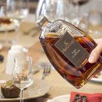 С десерта дегустирахме по чаша отличен деликатен Hennessy Fine de Cognac.
