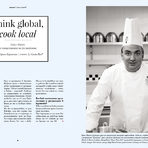 """Не можехме да изпуснем възможността да попитаме един от най-успелите български готвачи в света - Емил Минев, за концепцията на ресторанта и неговия личен опит.---Търсете новия брой на """"Бакхус""""в Inmedio, Relay, CASAVINO, Кауфланд, Билла, Пикадили, Фантастико, OMVили го поръчайте наabonament@economedia.bg или на + 359 2 4615 349"""