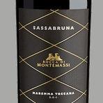 Rocca di Montemassi Sassabruna 2013 Maremma Toscana DOCВинен регион: Марема, ТосканаКатегория: DOC (Denominazione di Origine Controllata)Сорт: 80% Санджовезе, 10% Мерло, 10% СираЦвят: Дълбок рубиненочервенАромат: Мармалад, къпини, подправки и лека минералностВкус: Свеж, добре балансиран вкус с добре интегрирани танини, допълнени с пиперливи нотки
