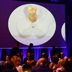 Коктейл Beluga Apple Dream, приготвен от Димитър Димитров, бар мениджър на бар By The Way Дижестивна напитка на основата на Водка Beluga Noble, подсладена с италиански сладък бял вермут, ликьор от цитруси и ванилия, балансирана с френско бренди от ябълки и битери от орех. Сготвена Sous Vide на ниска температура с грени смит ябълки за свежест и украсена с опушени сушени ябълки