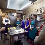 Рецептата за пармезанова панакота е част от основното меню на Cinecittà Osteria Italiana и бързо се е превърнала в един от най-популярните им десерти. Доменико сподели, че вместо пармезан, може да се използват всякакъв вид други продукти, които да придадат по-уникален вкус на панакотата. За пример той даде шафран, какао, маракуя.