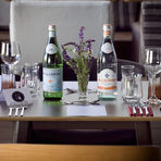 Благодарим на партньорите на Бакхус Вечери - Acqua Panna & San Pellegrino, които осигуриха вода като компания към напитките и ястията за вечерта.За качествата на водите и съчетанието с храна и напитки разказа брандамбасадора на марката - Иван Маджаров.