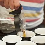 Заведението предлага повече от 20 метода за приготвяне на кафе и повече от 10 вида premium и speciality клас кафета. При тях целият процес е затворен - зеленото кафе специално се селектира, изпича се, пакетира се и се предлага на клиентите.Всичко за Бакхус StrEAT Fest вижте тук.