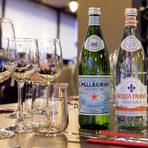 Благодарим на партньорите на Бакхус Вечери - Acqua Panna & San Pellegrino, които осигуриха вода като компания към напитките и ястията за вечерта.