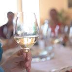 Салатата комбинирахме с шампанизираното вино Edoardo Miroglio Blanc de noir.Прочетете цялата статия от преживяването тук