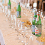 Опитахме Edoardo Miroglio Brut Rose, Muscat Ottonel EM 2016, Bio Rose Buket & Mavrud, Cabernet Franc Elenovo 2013, Rubin Elenovo 2012, а накрая специално отвориха бутилка Tenuta Carretta Barolo Cannubi 2010.Прочетете цялата статия от преживяването тук