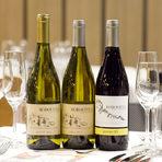 Компания на двете предястия направи бяло вино ORLA 2013, Borovitza, Danube plain, Vidin region, Bulgaria, Sauvignon blanc 40%, Chardonnay 40%, Rkatziteli 20%.