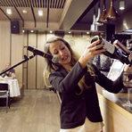Благодарим и на партньорите ни от Coravin и на Теодора Александрова, която представи уникалната система за наливане на вина - практичен и достъпен уред, който ни позволява да си налеем вино на чаша, без да отваряме бутилката.