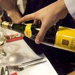 За съвършения завършек на предястието се включи чаша Hügel Gentil, Alsace 2015. Какво друго, освен класата на елзаските вина и опита на фамилия Hügel от 15 век можеше да даде изтънчения аромат и изразителна свежест, необходими на това предястие?