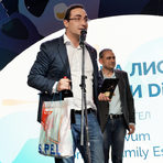 Втория си приз за вечерта получи ресторант aEstivum в Zornitza Family Estate.