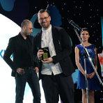 """Наградата в категория """"Авторска кухня"""" беше спечелена от два ресторанта и беше връчена от Димитър Вретенарски, представител на Перно Рикар България. Единият печеливш беше Niko'las 0/360."""