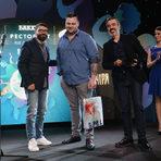 """Победител в категория """"Най-добър екип"""" беше ресторант Cinecittà Osteria Italiana."""