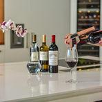 Вече 14 години Синерджи внася и предлага на българския пазар премиум продукти и може да се похвали с богато портфолио от вина от България и света, които могат да задоволят предпочитанията и вкусовете на всеки винен любител.Един от най-впечатляващите и иновативни продукти, на които фирмата е ексклузивен представител, са системи за вино Coravin, благодарение на които можем да пием вино на чаша от всяка бутилка без да я отваряме и без риск от оксидация на виното. Така можем да експериментираме, дегустираме и опознаваме винения свят, както никога досега, съхранявайки любимите си вина в продължение на години.На щанда на Синерджи можете да откриете и дегустирате вина от цял свят, както и да се запознаете с най-революционните и иновативни системи за наливане на вино Coravin.Всичко за Bacchus StrEAT Fest 2 вижте тук.Купете онлайн билет от тук: