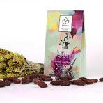 """Smart Sisters ще ви изкушат с MURSALA - единственият щоколад в света с екстракти от български билки, ръчно изработен в лимитирани серии по стара занаятчийска традиция.Уникалният вкус и функционален ефект на МURSALA се дължи на специално подбраните висококачествени органични екстракти от български билки, известни с множеството си здравословни ползи и вълшебни аромати.Защо наричат MURSALA """"шоколад за настроение"""" и какви са магичните свойства на вложените в шоколада билки ще разберете лично от създателките на рецептата Smart Sisters. Открийте богатството на българската природа в MURSALA Wild и MURSALA Chill out!Всичко за Bacchus StrEAT Fest 2 вижте тук.Купете онлайн билет от тук:"""
