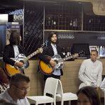 За атмосферата на вечерта се погрижиха и страхотните братя Емрах и Реджеб Якъбови, заедно с приятеля им Денис Мехмед, които свириха и изпяха традиционни турски песни.