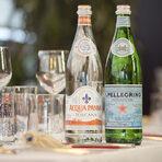 Благодарим и на партньорите на Бакхус Вечери - Acqua Panna & San Pellegrino, които осигуриха вода като компания към напитките и ястията за вечерта.