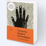 """The Noma Guide to FermentationВ """"Нома"""", четирикратен носител на титлата най-добър ресторант в света, всяко ястие включва продукт, преминал някаква форма на ферментация - това може да е капка оцет, богато на умами мисо, черен чесън или туршия от боровинки.The Noma Guide to Fermentation (изд. Artisan) e едно от забележителните нови издания от тази есен. Wired я нарича """"лек за скуката в кухнята"""" и със сигурност не греши - в тази книга ще намерите инструкции от това как да направите млечнокисела ферментация на сливи и манатарки до това как да си приготвите оцет от уиски или да си сглобите собствена ферментационна камера. От увлекателно разказаните и грижливо онагледени рецепти личи как Рене Реджепи, шеф-готвач и собственик на """"Нома"""", и Давид Зилберт, отговарящият за ферментацията в """"Нома"""", се забавляват, докато ни въвеждат в един от най-старите методи в света за консервиране на храна. Тази книга ще ви вдъхнови да отворите кухнята си за добрите видове бактерии и гъби, които трансформират храната и й придават цяла вселена по-комплексни вкусове."""