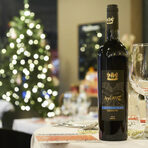 Благодарим и на Вила Мелник за подкрепата и предоставеното вино - Villa Melnik Aplauz Premium Reserve Cabernet Sauvignon 2015.