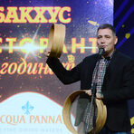 """Наградите в категория """"Световна кухня"""" връчи Георги Георгиев от Томеко."""