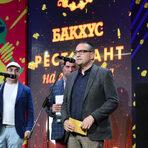 """Дойде ред и за наградата за """"Винена листа и напиткиDiVino"""". Тя беше връчена от Емил Коралов, DiVino и Марко Стойчев, Синерджи."""