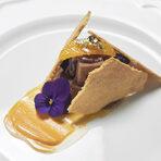 Франсиско Лоренсо, HRC Culinary AcademyПортокал, шоколад и иберийски емоцииПоднесено с коняк Hennessy X.O.
