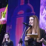 """Следващата категория беше """"Коктейл бар"""". Наградата беше връчена от Лорета Тоска, основател на IceUp."""