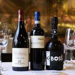 Опитахме Ferro 13 The Boss Prosecco DOC 2018 с амюз буш-а; Speri Valpolicella DOC Classico 2018 с предястието; и Alain Jaume Cairanne Les Travees 2014 с основното ястие.