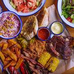 Ribs Brothers са страстни любители на месото с малък и уютен ресторант в центъра на София. Заведението е създадено в началото на 2017 година и от тогава съчетава полезното с приятното в ежедневната си работа. Менюто е кратко и фокусирано върху опушването и бавното готвене на свинско и говеждо, като най-много се гордеят с технологията си за готвене на ребра. Обичат да експериментират и готвят това, което самите те консумират, а храната съчетават с добре подбрани бири и вина.Вярват, че човек е това, което яде и не се обиждат, когато ги наричат прасета.