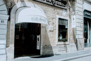 Caffé Greco – изкуство, поезия и още нещо