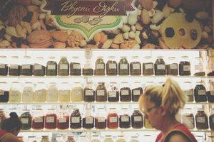 Ядеш пеш: Женски пазар