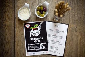 Бакхус Вечери: Италианска афера