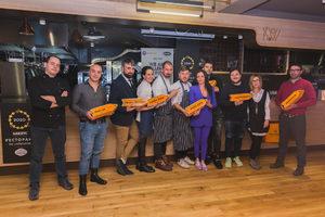 """Връчване на наградите по време на """"Ресторант на годината Бакхус Acqua Panna & S.Pellegrino"""" 2020"""