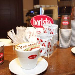 Rancilio представи иновативната технология Xcelsius в партньорство с кафе Baristo