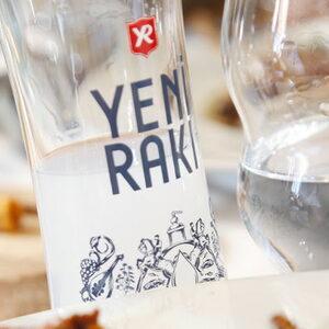 За изкуството на мига с тематични вечери от Yeni Raki