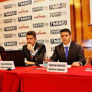 Официално представяне на FABBRI в България