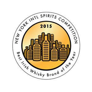 The Irishman whiskey - Ирландско Уиски на Годината според 6-тото издание на The New York International Spirits Competition