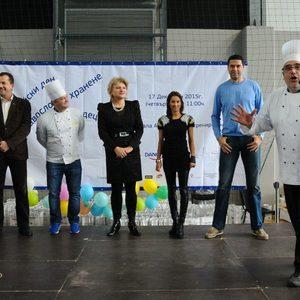 МЕТРО България се включи в Европейския ден за здравословно хранене и готвене заедно с деца