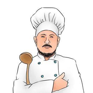 Главен готвач в немски хотел