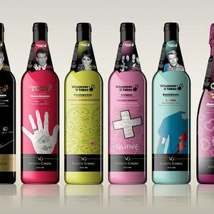 Новата колекционерска страст е вино на Дейвид Боуи