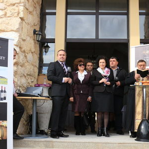 Domaine Bessa Valle отбелязa празника на виното Трифон Зарезан
