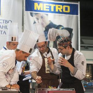 """Екипът на ресторант """"Опиум"""", Русе, спечели приза """"Кулинарен отбор на България за 2016"""""""