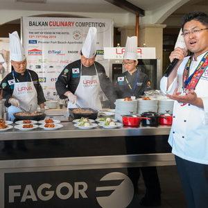 Изкусна кулинария – празник за душата и очите